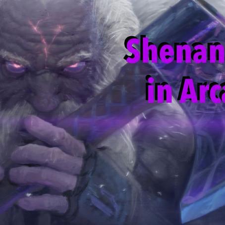 Shenanigans in Arcadia: A Deck Tech by kishkisan
