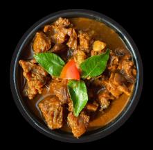 Lankan Curried Beef