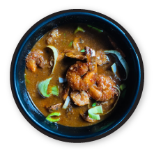 Lankan Prawn Curry
