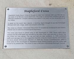 Saxon Cross