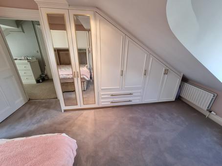 Kids luxury bedroom fitout