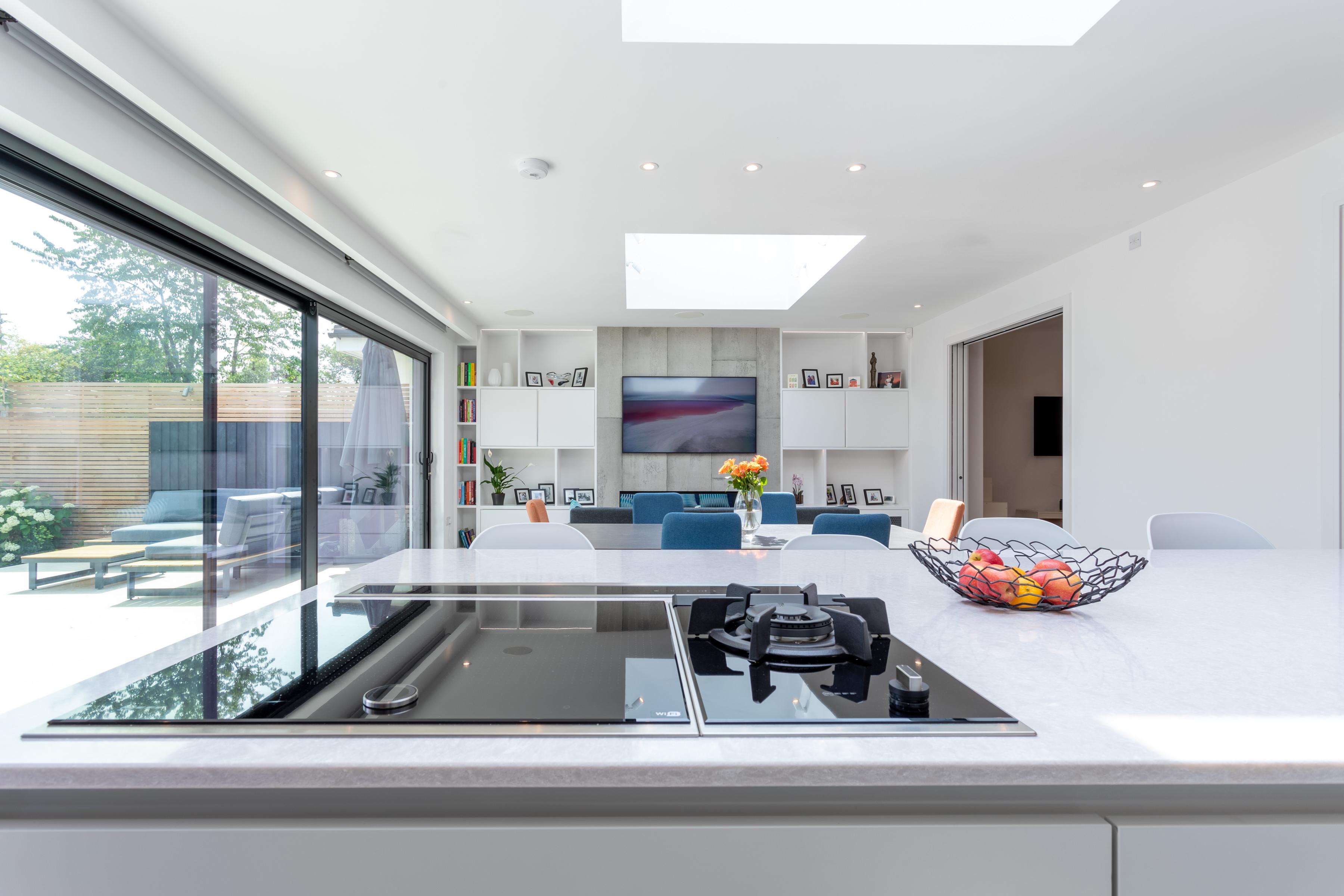Smart Home Lounge