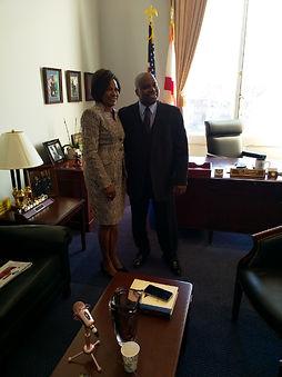 Banks and Congresswoman Denning - Jan201