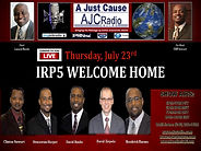 AJCRadio Upcoming Live Radio Show - IRP5