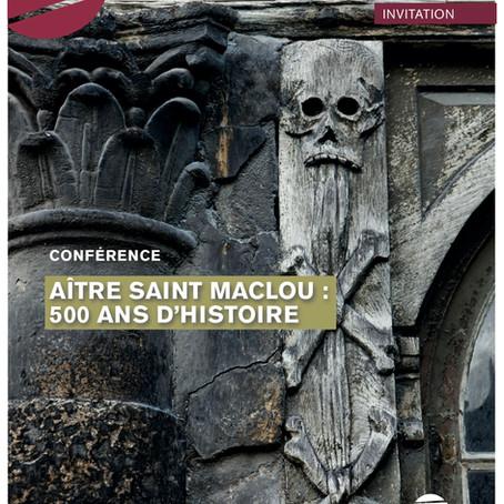 Aître Saint-Maclou de Rouen : 500 ans d'histoire