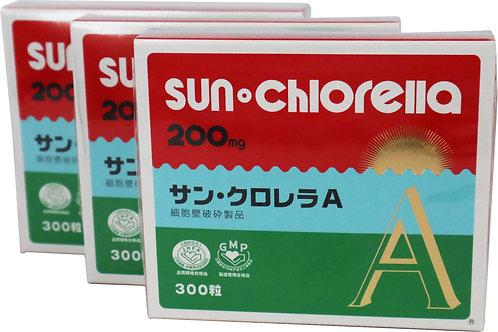 Chlorella tablets-300 tablets (3 boxes)