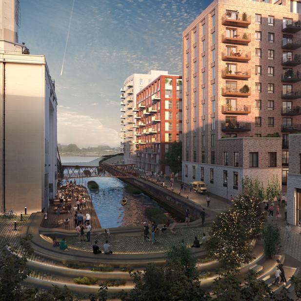 Silvertown Masterplan