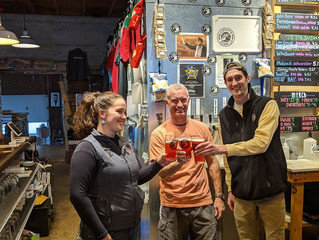 GBC and St. George Brewing Company Collaborate