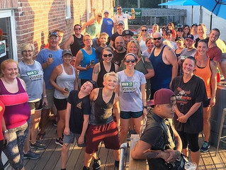 Main Street Runners - Monday Pub Run