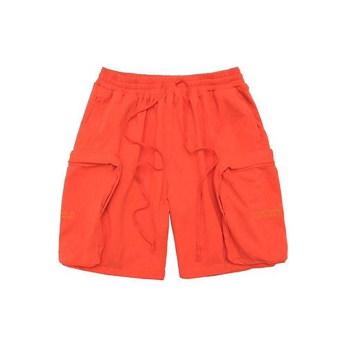 HYPOCRITE SS19 Cotton Zip Pocket Shorts Zippered Big Pocket Shorts