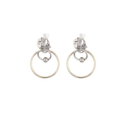 JUSTINE CLENQUET Yoko Earrings Pair