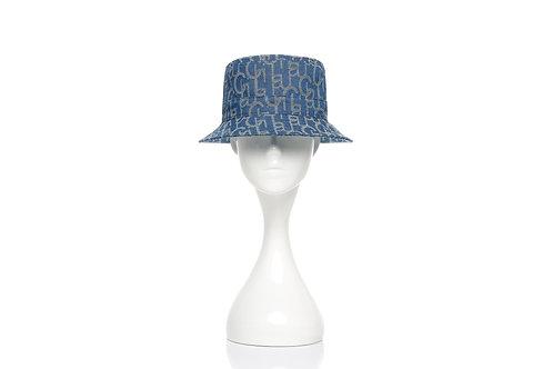 LAURENCE AND CHICO Chichi Laulau Jacquard Bucket Hat -  Small Brim