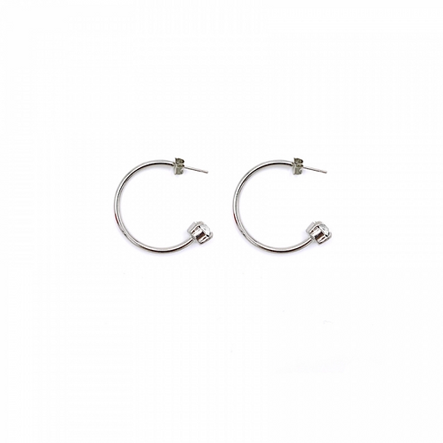 JUSTINE CLENQUET Sidney Earring