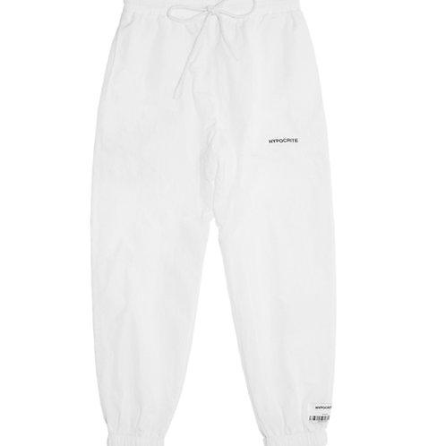 HYPOCRITE BASIC LOGO WHITE LOUNGE PANTS