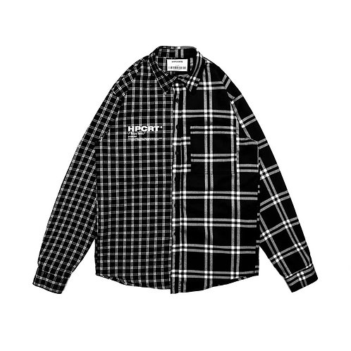 HYPOCRITE FW18 DECONSTRUCTED SHIRT