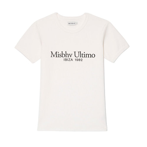 MISBHV The Ultimo Fitted T-Shirt