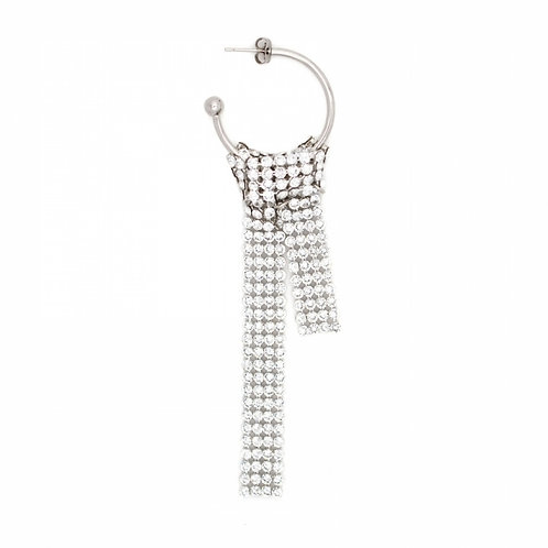 JUSTINE CLENQUET Lux Sibgle Earring