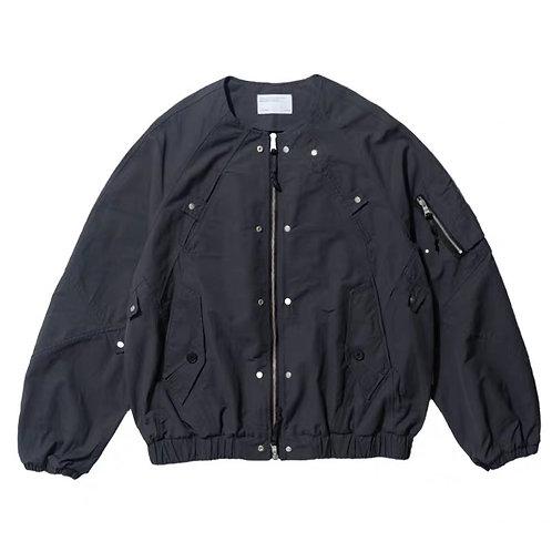 ATTEMPT Ma-1 Zip Jacket