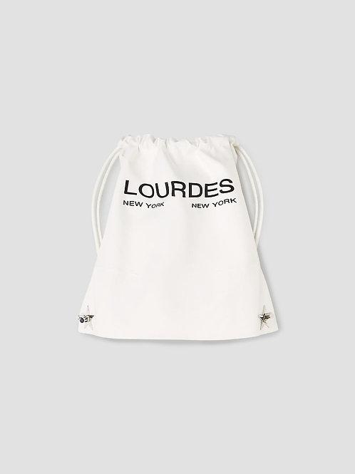 LOURDES Scrimmage Top White