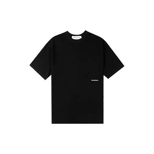ANN ANDELMAN Small Logo T Shirt