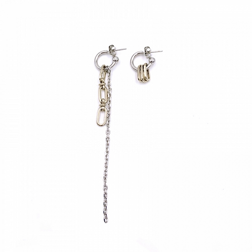JUSTINE CLENQUET Esther earring