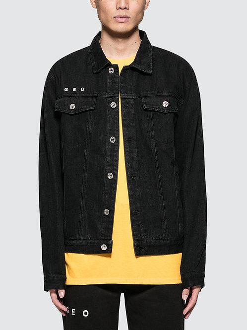 GEO World Office Denim Jacket