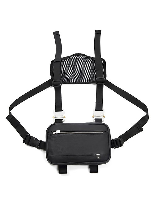 1017 Alyx 9SM Leather Classic Mini Chest Rig