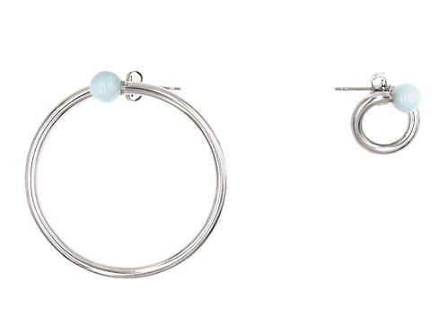 JUSTINE CLENQUET Mia Earrings
