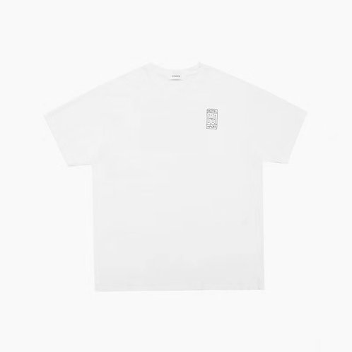 HYPOCRITE SS19 OLD LADY PRINT TEE 'OLD LADY'
