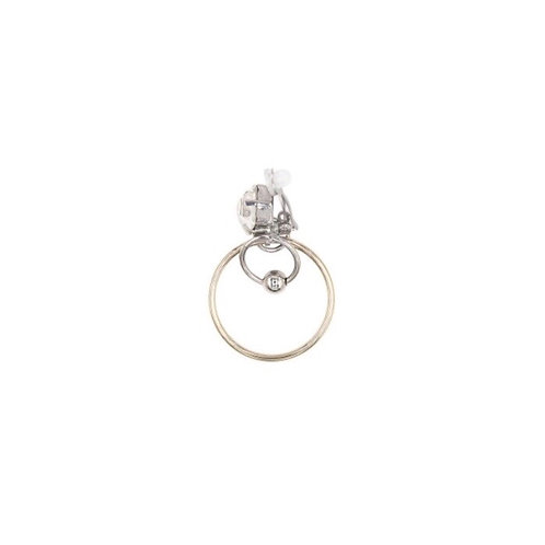 JUSTINE CLENQUET Yoko Clip-On Earring