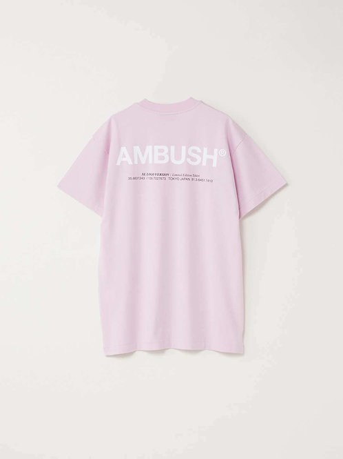 Ambush 19SS new logo Tee