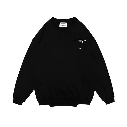 HYPOCRITE  FW18 DECONSTRUCTED SWEATER