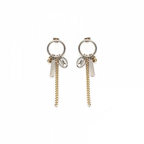 JUSTINE CLENQUET Rita Earrings