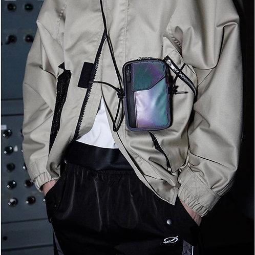 51 PERCENT Reflective Packet Bag