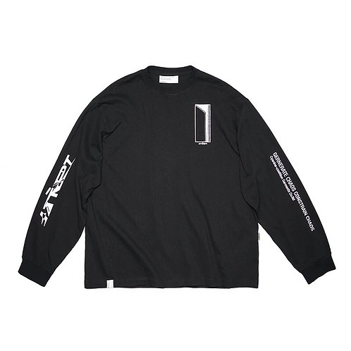 ATTEMPT AW19 NEW WORLD LONG SLEEVE