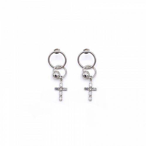 JUSTINE CLENQUET Neve Earring