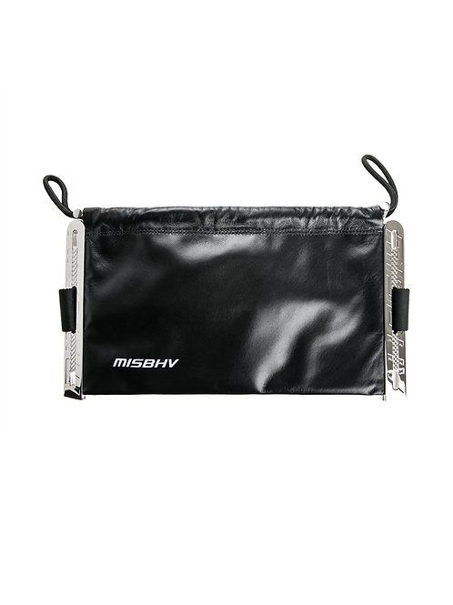 MISBHV Logo Print Belt Bag