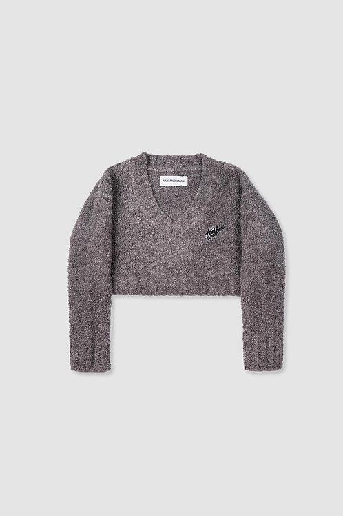 ANN ANDELMAN Crew Neck Sweater