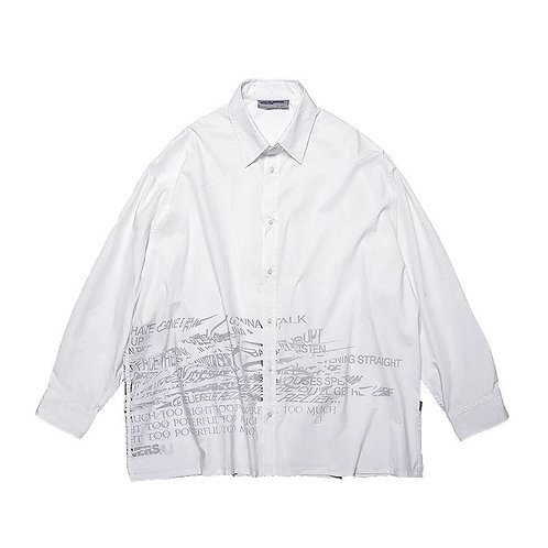 ATTEMPT AW19 PERSPECTIVE SHIRT