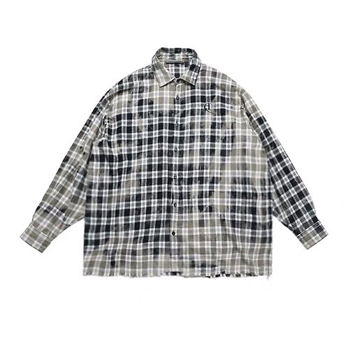 "ATTEMPT AW19 ""FLANNEL"" SHIRT"