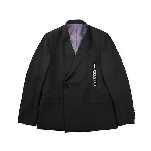UNAWARES FW19 BREASTED SUIT