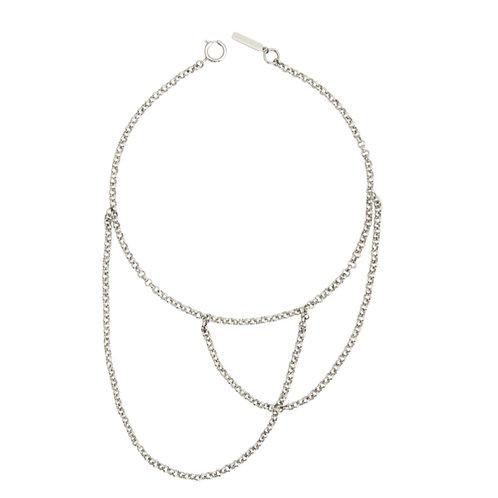 JUSTINE CLENQUET Slim Necklace