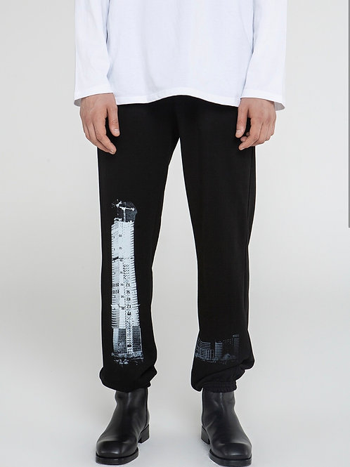 51 PERCENT 63 Tower Sweatpants