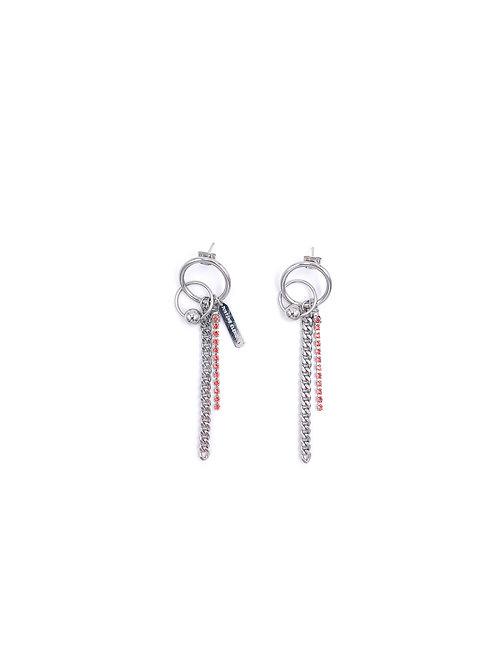 JUSTINE CLENQUET X ITEMLOOKBOOK Earrings