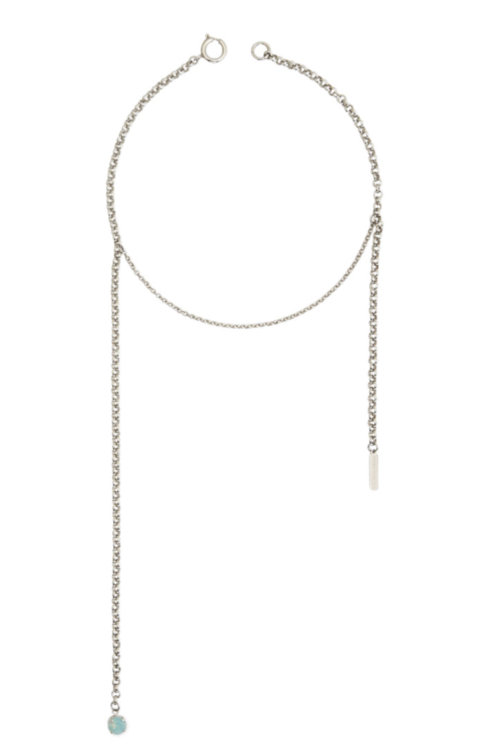 JUSTINE CLENQUET Lindsey necklace