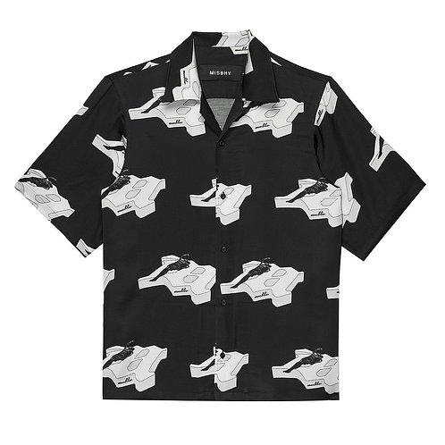 MISBHV The Ibiza Shirt Black