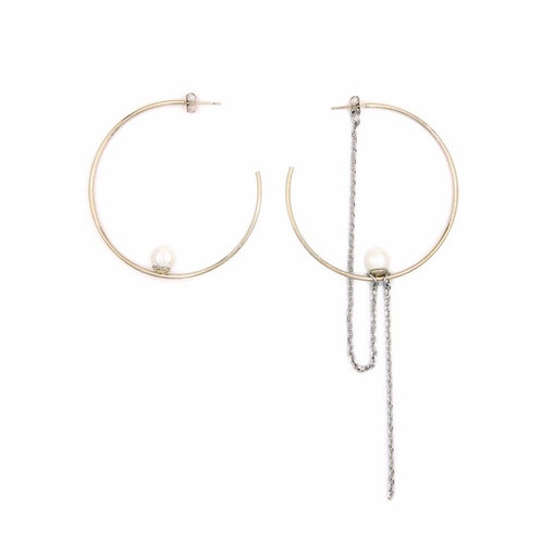 JUSTINE CLENQUET Tina Earrings