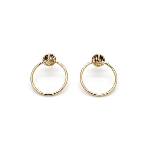 Bonnie earrings gold