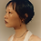 Thumbnail: JUSTINE CLENQUET Joy Necklace - Palladium and Pale Gold