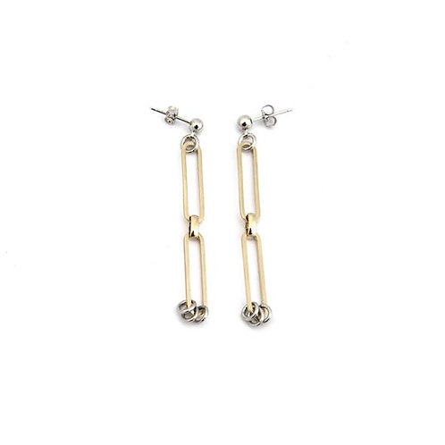 JUSTINE CLENQUET Pixie Earrings